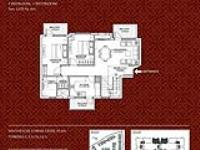 Duplex Penthouse Floor Plan