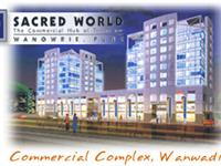 2 Bedroom Flat for sale in Devi Sacred World, Wanowri, Pune
