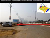 Land for sale in Aditya Park Town, NH-24, Ghaziabad
