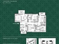 3BR+2T Floor Plan