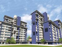 2 Bedroom Flat for sale in Pride Sapphire Park, Wakad, Pune