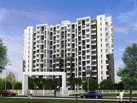2 Bedroom Flat for sale in Majestique City, Wagholi, Pune
