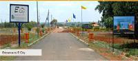 Land for sale in E City, NelaMangala, Bangalore