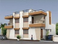 3 Bedroom House for sale in Pancham Duplex, New VIP Road area, Vadodara