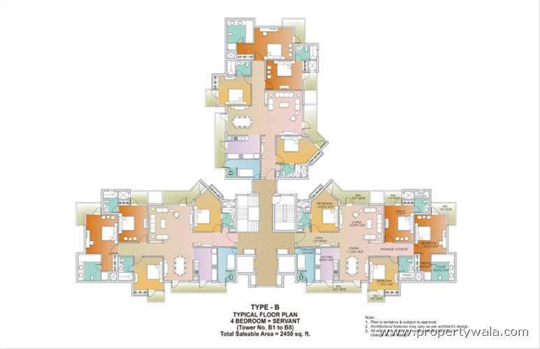 parsvnath exotica nh 24 ghaziabad residential project