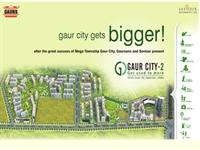 2 Bedroom Flat for sale in Gaur City 2-12th Avenue, Sector 3, Greater Noida