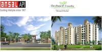 2 Bedroom Flat for rent in Ansal Orchard County, Kharar Landran Road area, Mohali