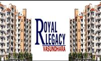 2 Bedroom Flat for sale in Royal Legacy, Raj Nagar, Ghaziabad