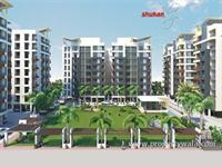 2 Bedroom Flat for rent in Shukun Skyz, Airport Road area, Gandhinagar