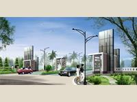 Land for sale in Omaxe Panorama City Villas, Alwar Road area, Bhiwadi