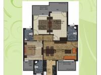 1500 sq.ft. Floor Plan