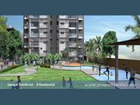 3 Bedroom Flat for rent in Swagat Rainforest-2, Kudasan, Gandhinagar