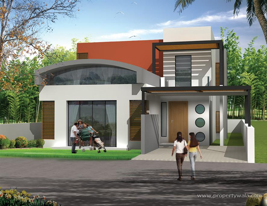 New Bungalow Elevation « Search Results « Landscaping Gallery