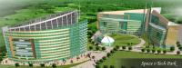 Rented Out Office Space 450 sqft in  spaze  I-Tech Park  Sohna Road Gurgaon