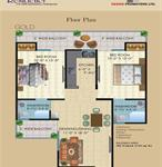 Gold Floor Plan