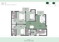 Type-K Floor Plan