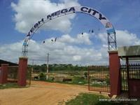 Land for sale in Yesh Mega City, Hunsur Road area, Mysore
