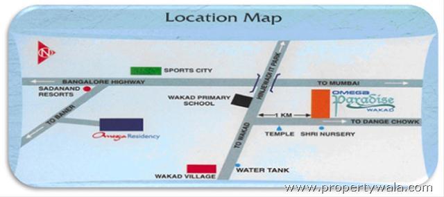 Omega Paradise - Wakad, Pune