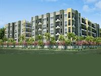 2 Bedroom Flat for sale in DKR Sowmya Sarovar, Hebbal, Bangalore