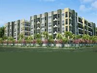 2 Bedroom Flat for sale in DKR Sowmya Sarovar, Hebbal, Bangalore