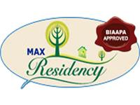 2 Bedroom Flat for sale in Max Residency, RT Nagar, Bangalore