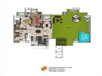 3 BHK - 3704 sq ft