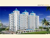 1 Bedroom Flat for sale in Arihant Anaya, Kharghar, Navi Mumbai