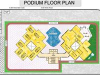 Podium Floor Plan