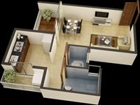 1BHK - Isolates View - A