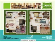 Floor Plan-Type-A