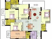 Crown 1 sq. mtr. 10.764 Sq. Ft.