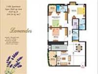 Lavender-I Floor Plan