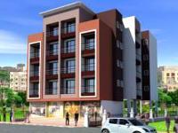 1 Bedroom Flat for sale in Sai Riddhi, Kamothe, Navi Mumbai