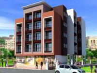 1 Bedroom Flat for sale in Sai Riddhi, Kamothe, Navi Mumbai