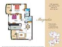 Magnolia-I Floor Plan