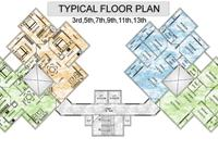 Typical Odd Floor Plan