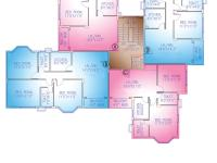 Block-14 Floor Plan
