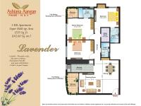 Lavender -IV Floor Plan