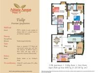 Tulip-V Floor Plan