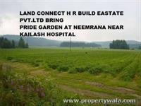 2 Bedroom Flat for sale in Land Connect Pride Garden, Neemrana, Alwar