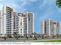 2 Bedroom Flat for sale in Brigade PalmSprings, JP Nagar, Bangalore