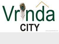 Land for sale in Vrinda City, Duhai Village, Ghaziabad