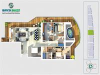 Floor Plan- F