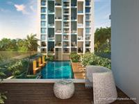 2 Bedroom Flat for sale in Marvel Brisa, Balewadi, Pune