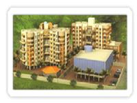 2 Bedroom Flat for sale in Karan Palms, Aditya Garden City, Pune