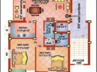 Block-A Floor Plan