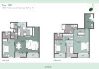 Type-PH1 Floor Plan