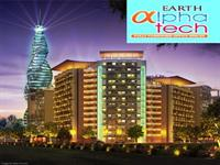 Office for sale in Earth Alpha Tech, Yamuna Expy, Greater Noida
