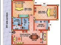Block-D Floor Plan