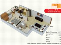 Saffron Homes Floor Plan-1